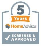 Home Advisor Reviews Badge