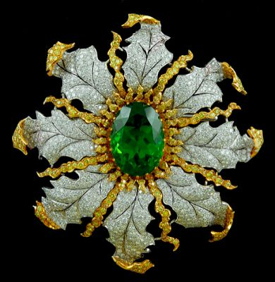 Jewelry Designer Blog. Jewelry by Natalia Khon: Jewellery masterpieces