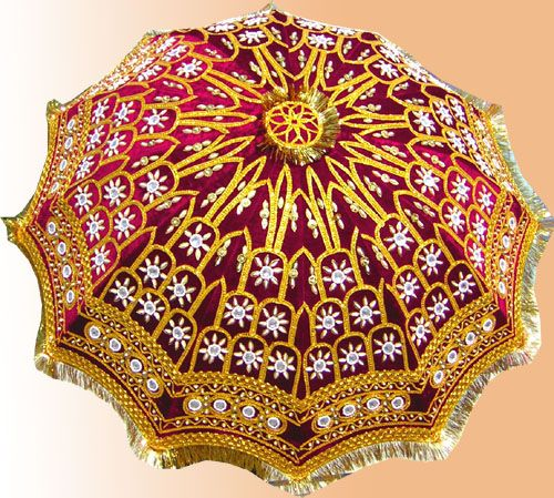Pearl Umbrella - India Wedding Umbrella