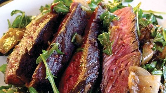 ... salsa strip steak new york salads tomatoes steaks steak salad york