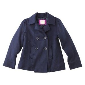 Cherokee® Girls' Wool Peacoat : Target Mobile
