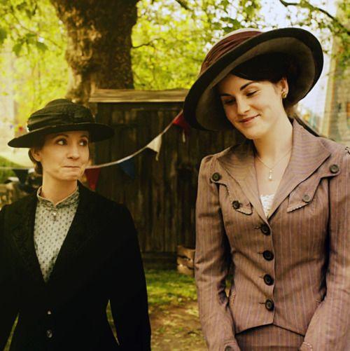 Anna and Mary: