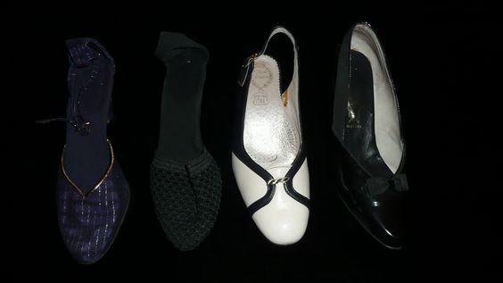 Zapatos de salón.