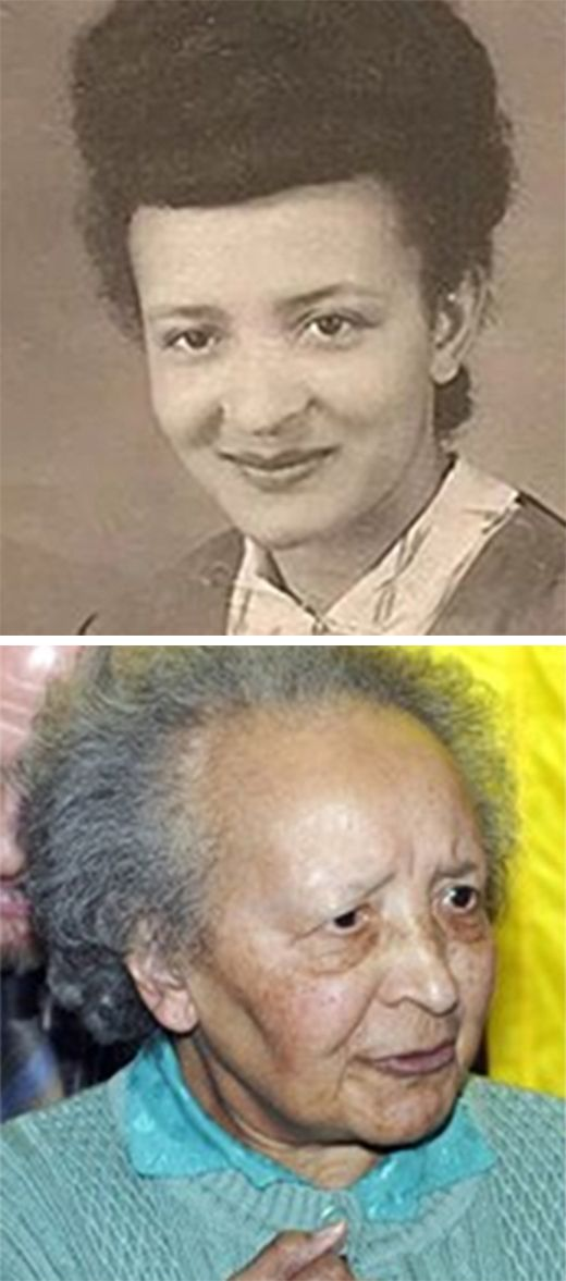 24 Dec 44: In the Battle of the Bulge, Belgian nurse Augusta Chiwy is presumed killed in Bastogne when her aid station is shelled. Decades later she is discovered alive and well and is knighted by Belgium and honored by the US Army. More: http://scanningwwii.com/a?d=1224&s=441224 #WWII