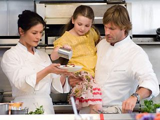 No Reservations. I think this movie is adorable <3