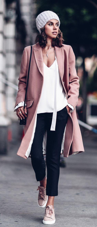 Pink Pastel Coat: