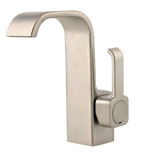 "Pfister Skye Single Control 4"" Centerset Bathroom Faucet, Brushed Nickel Pfister http://www.amazon.com/dp/B002YD7TIC/ref=cm_sw_r_pi_dp_TSuRvb0VS0EQ9"