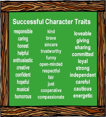 a story about personal characteristics not appreciated by people Successful people are self disciplined  often unappreciated hours,  personal management successful people « previous post.