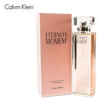 If you love the quiet beauty of Calvin Klein Eternity, you'll want the even fresher Eternity Moments. This update on the legendary Calvin Klein scent has floral top notes of Chinese pink peony blossom, rosewood and tasberry. While richer lychee, guava, passionflower and nymphea add body and warmth. Calvin Klein Eternity Moment is ideal for the workday, when you want a lasting fragrance that's not intrusive.