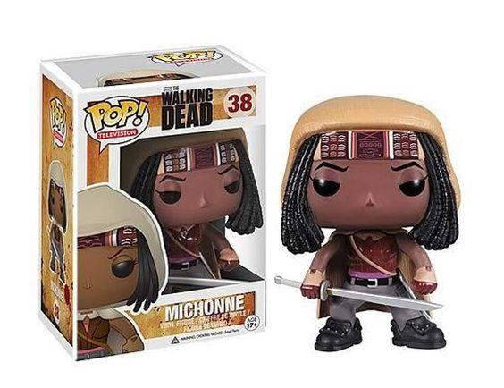 Nova coleção de figures Pop da Funko terrivelmente fofos baseados na série The Walking Dead