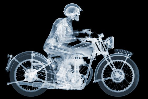 Nick Veasey's X-Ray Photography - Gear Patrol
