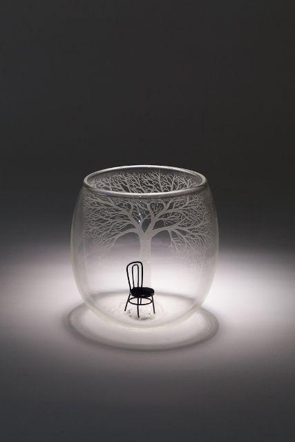... Wer im Glashaus sitzt, ...