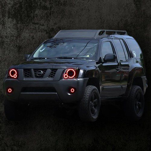 2005 2015 Nissan Xterra Halo Headlights By Led Concepts Are On Sale Now At Nfc Performance Plus All Headlight A Nissan Xterra Nissan Xtrail 2015 Nissan Xterra
