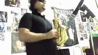 Angel Sax - YouTube
