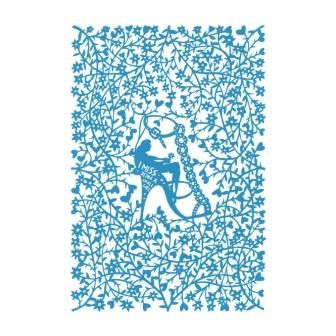 Rob Ryan | Small Girl Limited Edition Laser Cut - BALTIC Shop