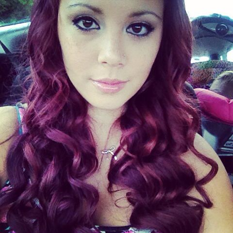Flare Hair Color And Brand New On Pinterest