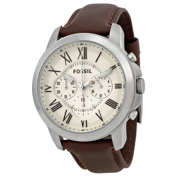 Fossil Grant Chronograph Watch FS4735