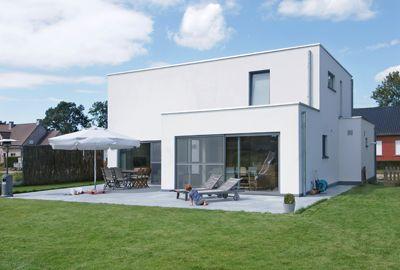 Moderne stijl woningen google zoeken buildings for Grondplannen woningen