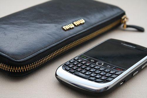 miumiu&Blackberry