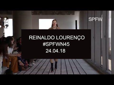 Regbit1 Reinaldo Lourenco Desfile Spfw 45 Reinaldo Lourenco