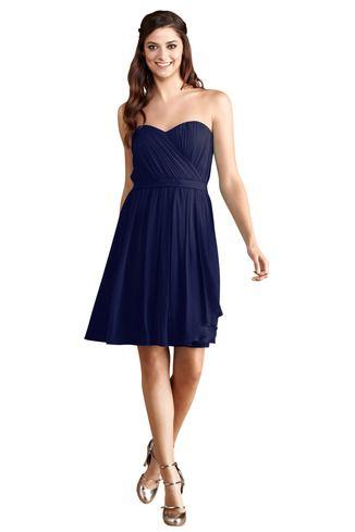 Donna Morgan Lindsey Bridesmaid Dress   Weddington Way