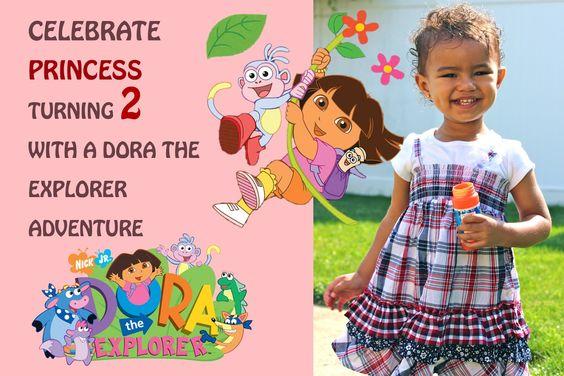 Weather Anchor Mama: A Dora the Explorer Adventure Recap & 10 Party Tips