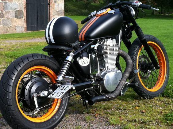 suzuki 650 savage bobber   motocicletas   pinterest   custom