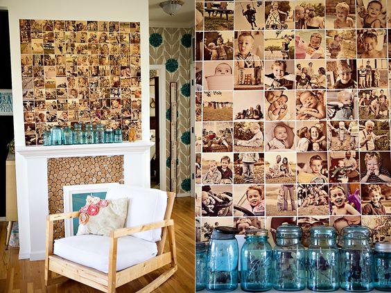 Great way to use leftover photos