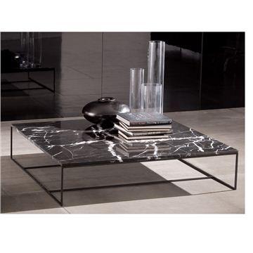 Minotti Calder Marble Coffee Table Style Caldmtt