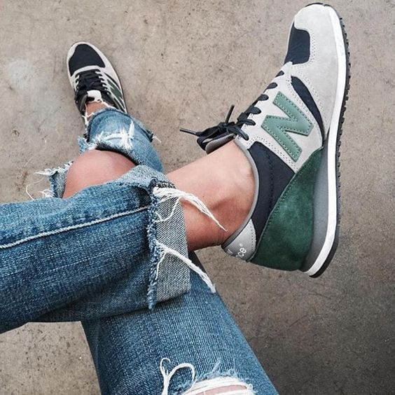 Sneakers femme - New Balance (©sincerelyjules)