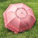 Double Lace Umbrella