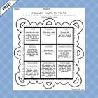 Students have 9 choices for reflection after completing independent reading including plot and character analysis, figurative language interpretati...