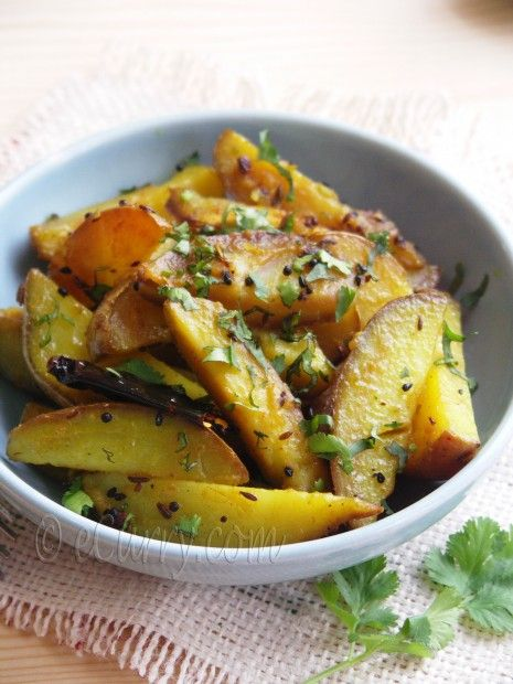 Indian, Spices and Potatoes on Pinterest