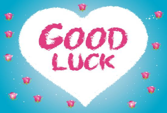 Good Luck Card Template 13 Templates That Bring Good Luck Charm Template Sumo Good Luck Cards Good Luck Wishes Card Template