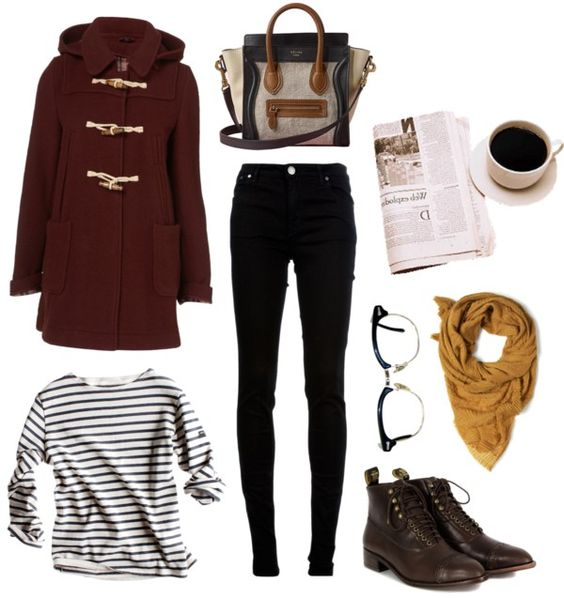 """Hello My Old Heart - The Oh Hello's"" by rebeccarobert ❤ liked on Polyvore"