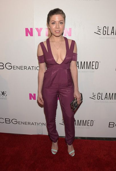 Jennette McCurdy Photos - NYLON Young Hollywood Party, Presented By BCBGeneration - Zimbio