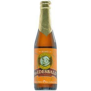 Cerveja Belga Belgian Strong Ale St. Idesbald Blonde 330ml