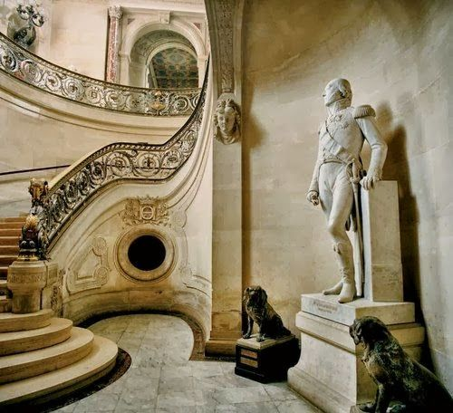 16 Elegant Traditional Staircase Designs That Will Amaze You: Pinterest • The World's Catalog Of Ideas