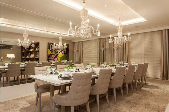 Acerte na decoração da sala de jantar - Arkpad