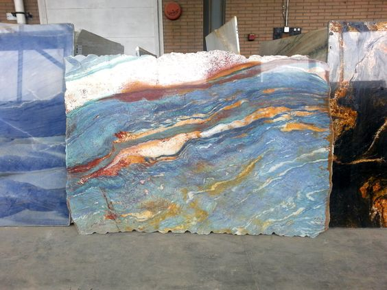van gogh granite is one of the most exclusive natural stones in the world  this exotic and