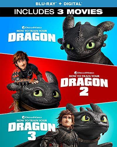 How To Train Your Dragon 3 Movie Collection Blu Ray Un Https Www Amazon Com Dp B07nn37wht Ref Como Entrenar A Tu Dragon Entrenando A Tu Dragon Dragones