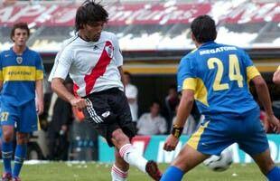 2006 - Gol de Farias (Boca 1 - River 1)