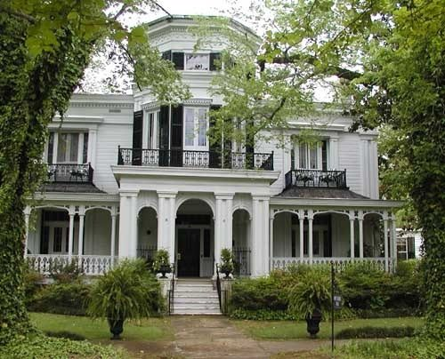 Mississippi southern plantations pinterest mansions for Home builders in south mississippi