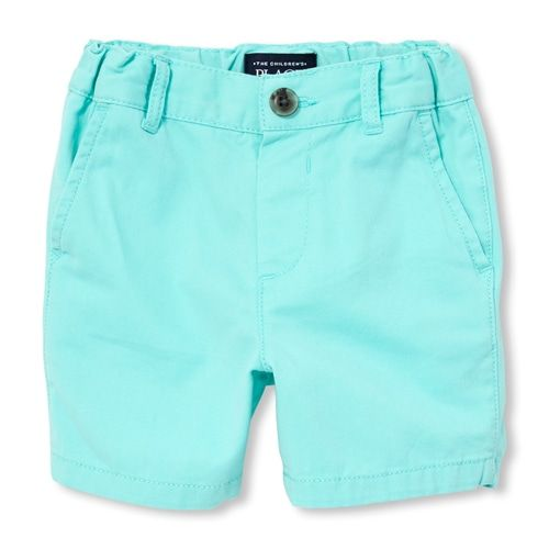 The Childrens Place Baby Boys Denim Shorts