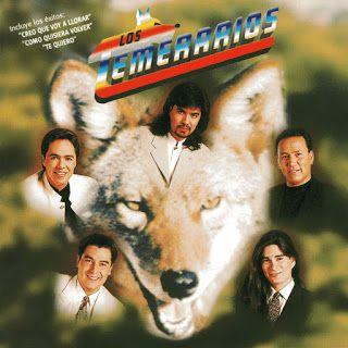 Descargar Los Temerarios Te Quiero 1991 Flac Temerario Cumbia Canciones Románticas