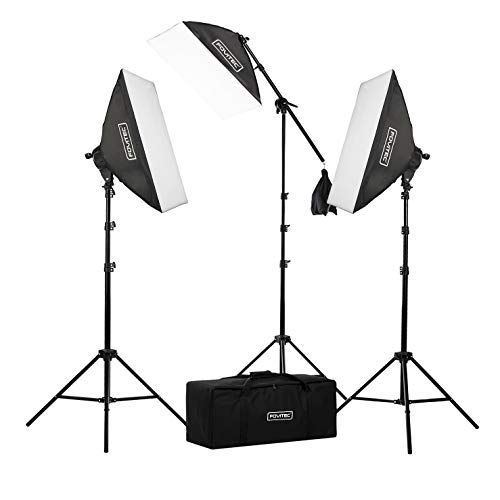 Studio Light Kits For Photographers