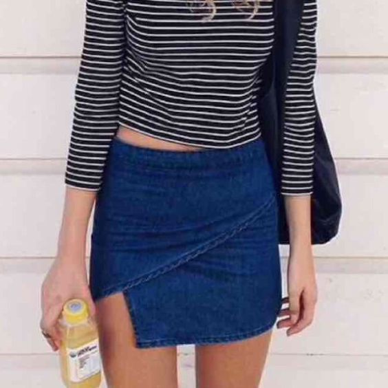 Brandy Melville Audrey Skirt size medium, will 100% trade for a size small Brandy Melville Skirts Mini