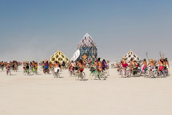 Scott London | The Burning Man Photographs