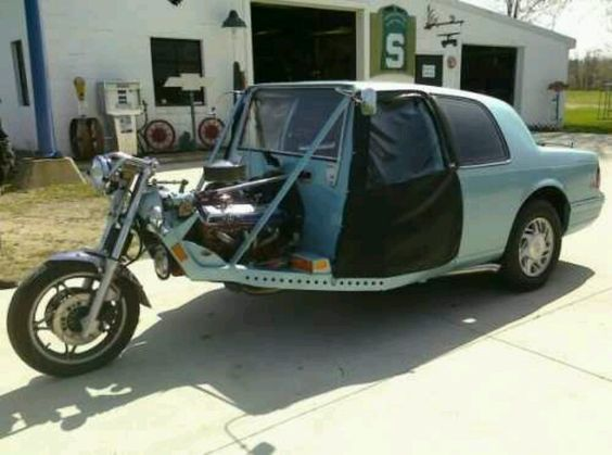 Trike style