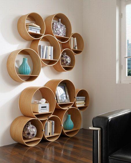 Wall shelves   Storage-Shelving   Flexi Tube Nature   Kißkalt. Check it out on Architonic
